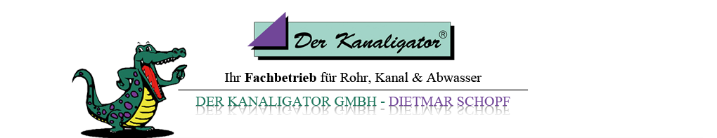 Der Kanaligator Header